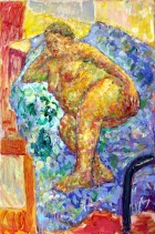 """Fat Nude"" by Sebastian Domenico"