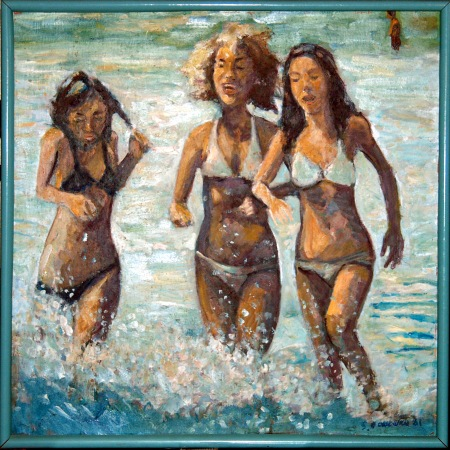 girls-swimming
